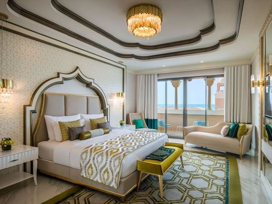 Presidential Suite Master Bedroom, Rixos Saadiyat Island