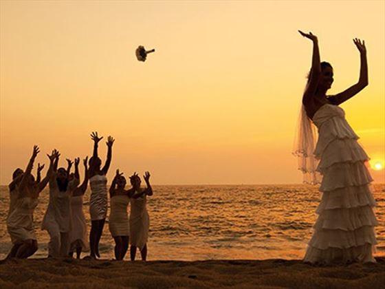 Breathless Punta Cana wedding