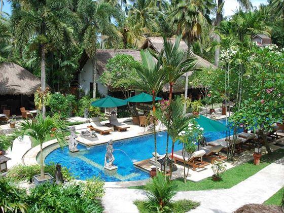 Resort Spa at at Puri Mas, Lombok