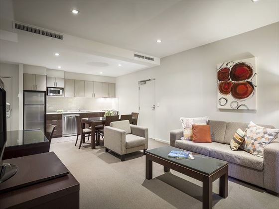 One, Two, Three Bedroom Apartment