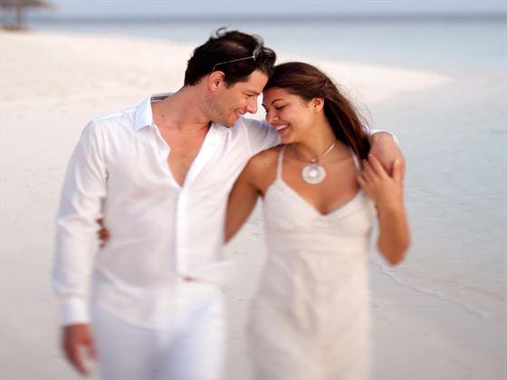 Renewing love at the Conrad Maldives Rangali Island