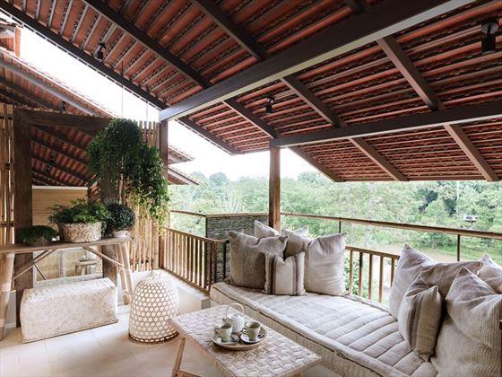 Huen Bon Suite - Terrace