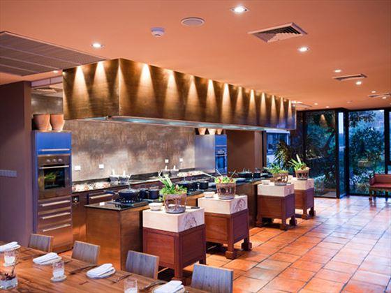 Recipe restaurant at Paresa
