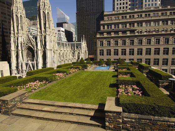 Rockefeller Center Loft & Garden