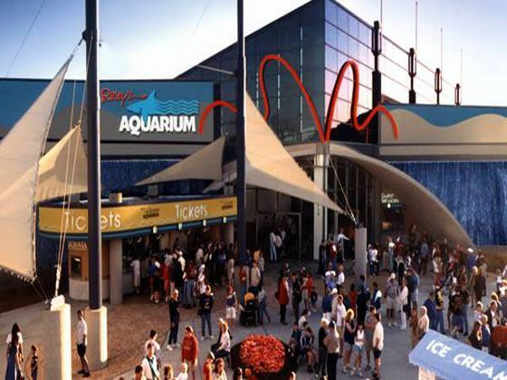 Ripley's Aquarium Myrtle Beach, South Carolina