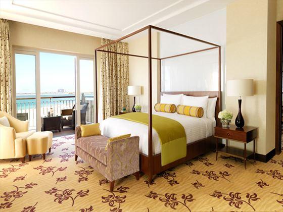 Ritz Carlton Jacuzzi Suite