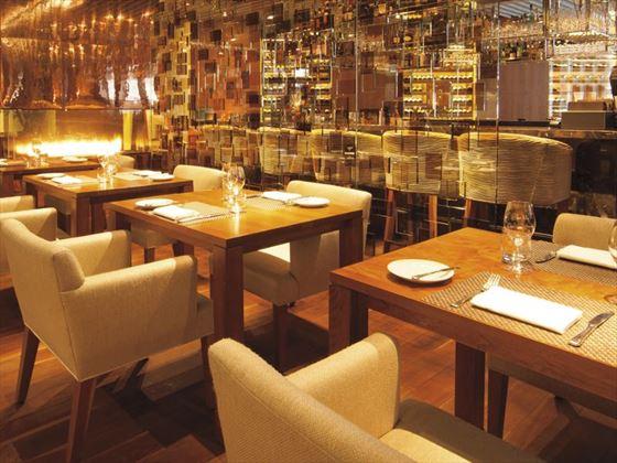 Maison Boulud restaurant