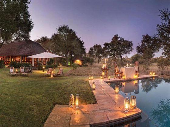 Romantic evenings at Kings Camp