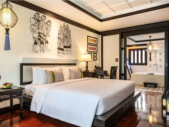 Romantic Lanna Royal Deluxe Room, Na Narind
