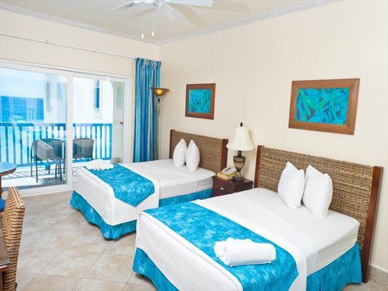 Rostrevor Hotel Twin bedroom