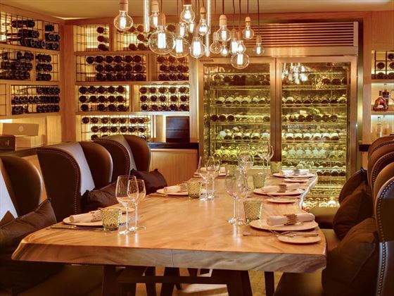 Roubens Wine Cellar at Outrigger Mauritius