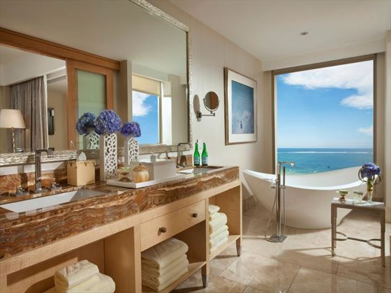 Bathroom in Royal Suite