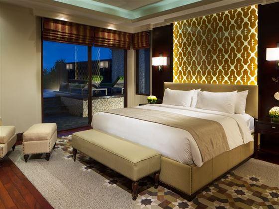 One Bedroom Ocean Pool Villa at Samabe Bali Suites & Villas