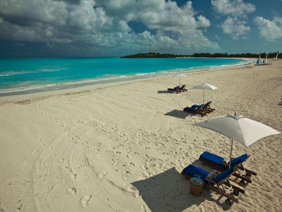 Sandals Emerald Bay beach