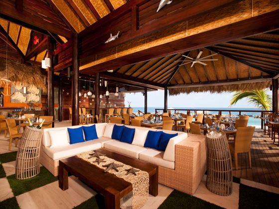 Neptune's Restaurant at Sandals LaSource Grenada