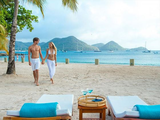 Honeymoons at Sandals Grande