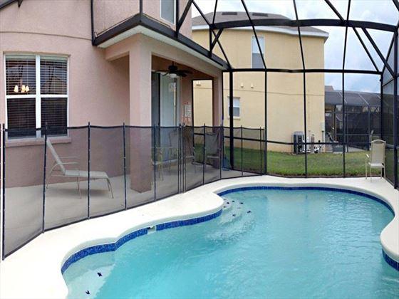 Sandy Ridge Typical Pool