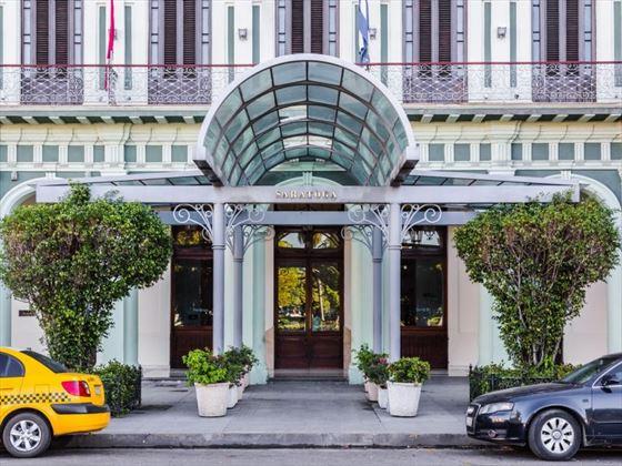 Hotel Saratoga exterior