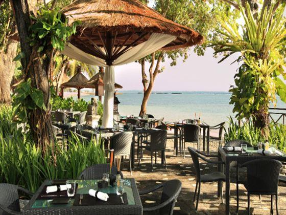 Sateria restaurant at Melia Bali