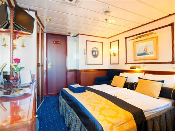Star Clipper Cabin