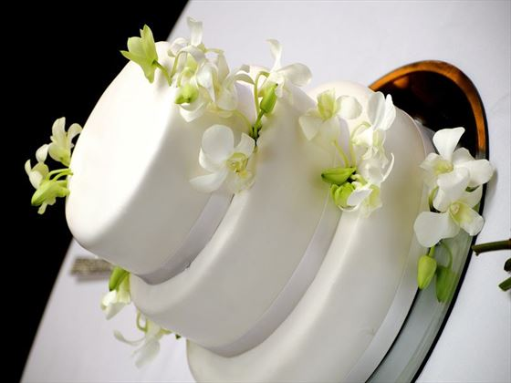 caribbean wedding cake makers uk sea hotel barbados caribbean wedding 12394