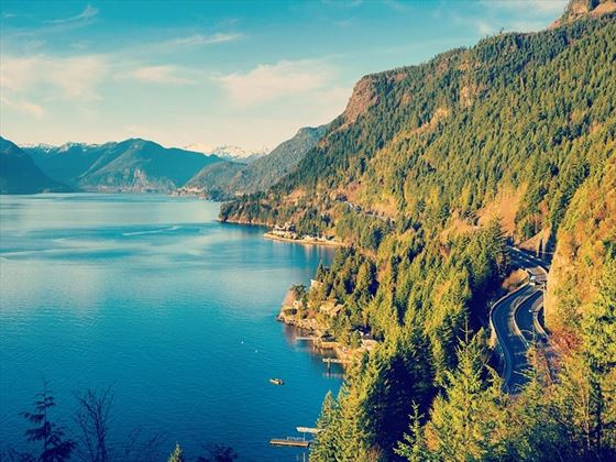 Sea-to-Sky Highway, British Columbia