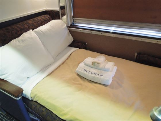 Section Lower Berth