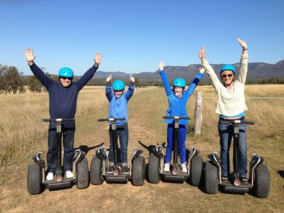 Segway Family Tour