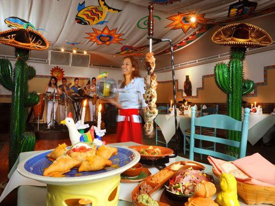 Senor Pico restaurant at Rembrandt Hotel Bangkok