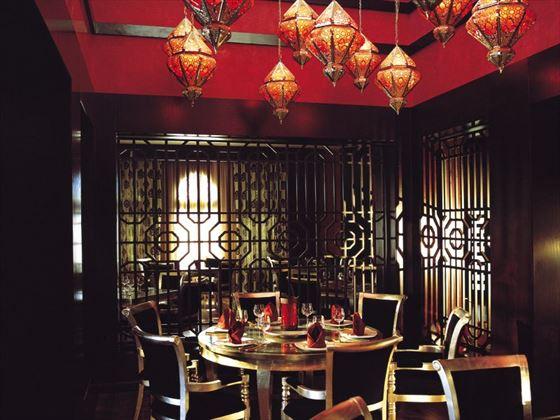 Sensasia Restaurant at Miramar Hotel Fujairah
