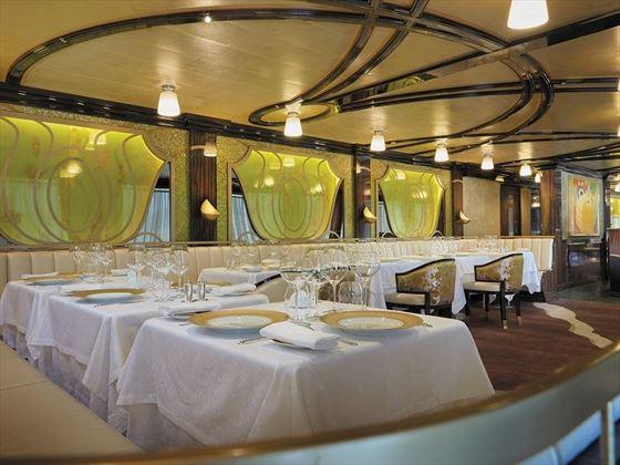 Seven Seas Explorer, Chartreuse restaurant