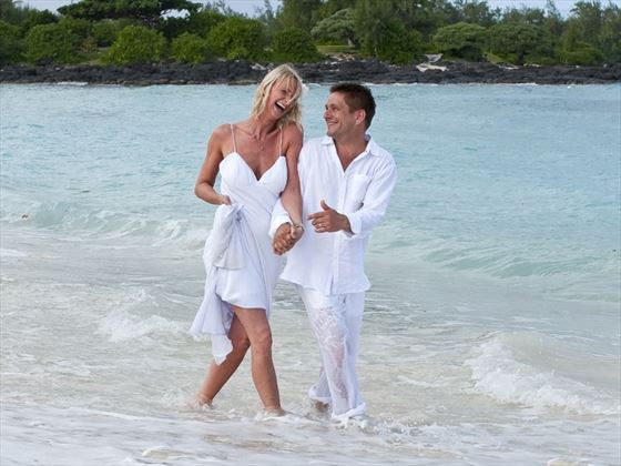 Romance & fun at Shandrani Beachcomber Resort & Spa