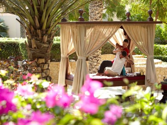 Massages at CHI, The Spa