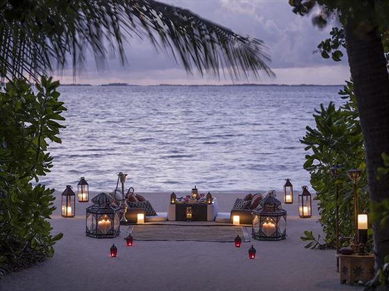 Arabic Dine by Design at Shangri-La Villingili Resort