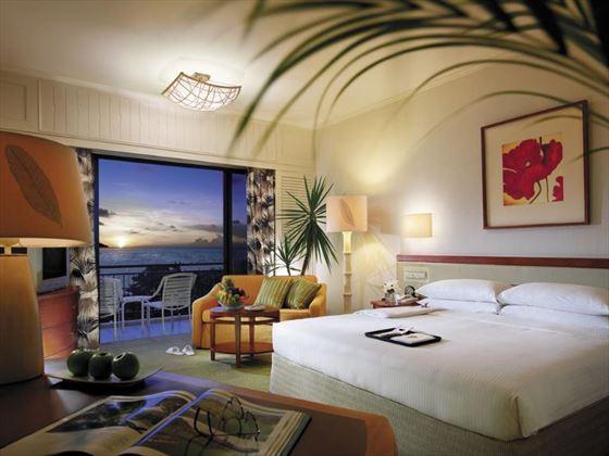Shangri Las Rasa Sayang Resort & Spa Garden Wing Sea View Room