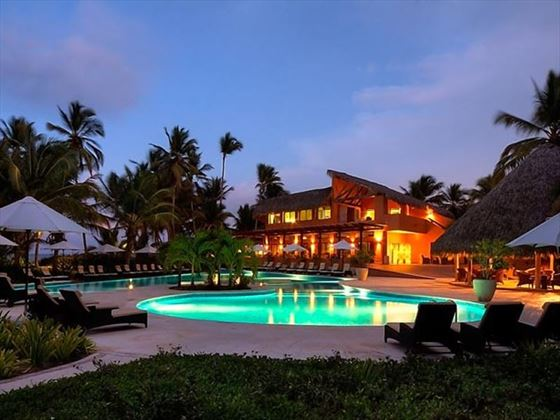 Sivory Punta Cana by night