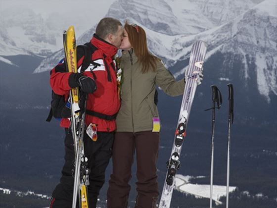Romance on the slopes