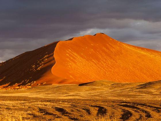 Sossusvlei red dunes