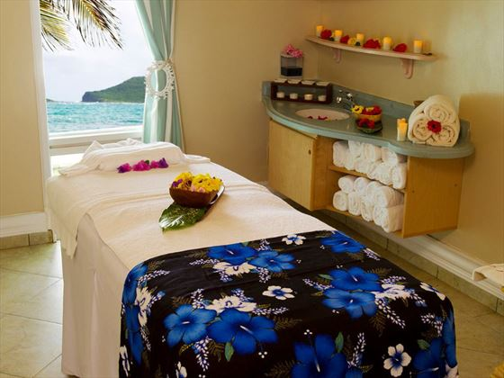 Spa room at Coconut Bay Resort & Spa
