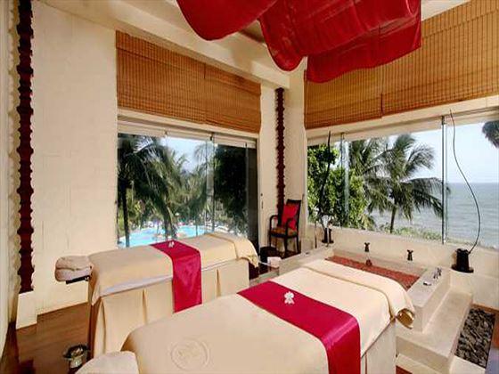 Spa room at Hilton Hua Hin Resort & Spa