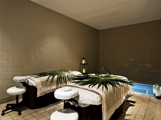 Spa room at Westin Grand Cayman Seven Mile Beach Resort