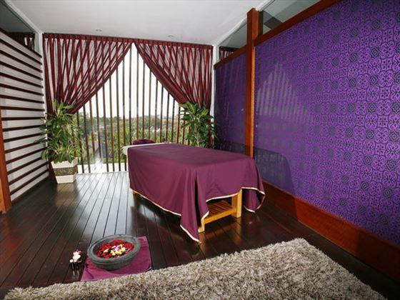 Spa treatment room at Anantara Seminyak