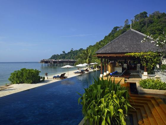 Spa Village and Lap Pool, Pangkor Laut Resort