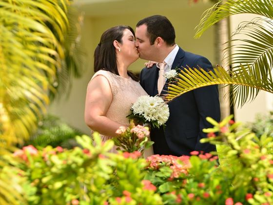 In love at Secrets St James Montego Bay