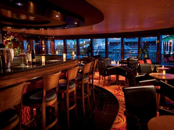 Star Bar on the Norwegian Pearl
