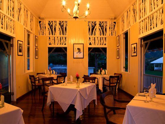 Strawberry Hill restaurant