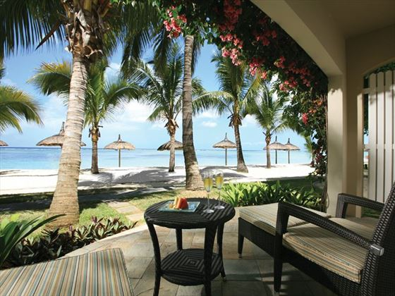 Beach Front Villa at Sugar Beach Resort & Spa