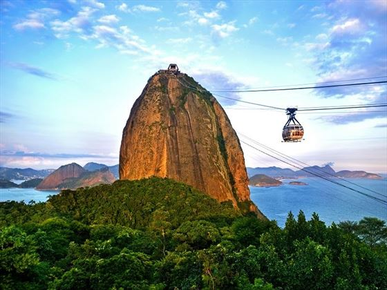 Sugarloaf Mountain Cable Cars, Rio de Janeiro