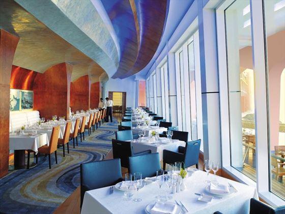 Sultanah Restaurant Interior
