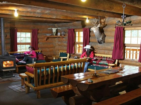 Sundance Lodge Lounge